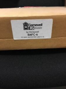 New Fci Gamewell Bmfc 6 Basic Master Fire Card For Fc 72 System New Free Ship