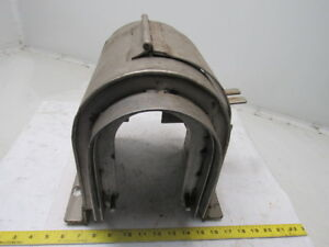 Stainless Steel Motor Shaft Coupling Guard Safety Cage See Info