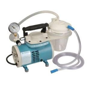 New Schuco vac Suction Pump Aspirator Dental medical New Vac s430