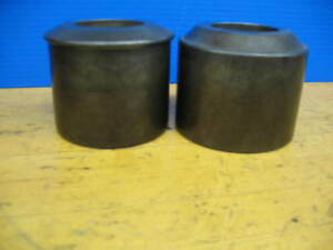 Niagara 180 Power Roller Forming Rolls Sheet Metal Forming 1 1 2 Bore