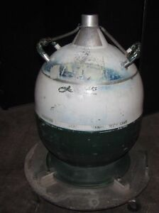 Leica Liquid Dispenser Tank Liquid Nitrogen Cryogenic Tank 1868
