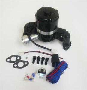 Chevy V8 Electric Water Pump 265 283 305 350 400 High Volume Flow Relay Kit Sb