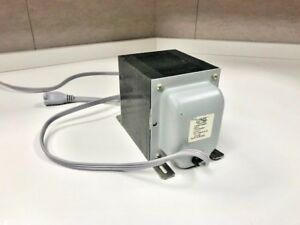 Stancor Electric Gis 1000 Straight Isolation Transformer Cord And Plug