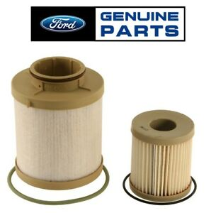 For Ford F 250 f 550 Super Duty 6 0 V8 Diesel Fuel Filter Genuine 3c3z9n184cb