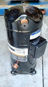 New Emerson Copeland Scroll Zp120kce tfd 250 3ph 460v R 410a Compressor