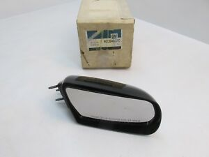 Chevrolet Beretta Corsica Oem Right Side Exterior Door Mirror Gm 20646370
