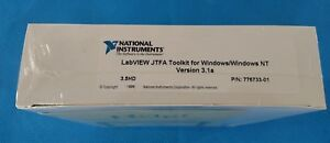 National Instruments Labview Jfta Toolkit For Windows windows Nt Version 3 1a