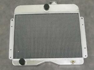 Aluminum Street Rod Radiator 3 Core Stock 23 X 20 Willys Pickup Truck