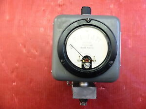 Im 120 upm 79 Swr Meter For Naval An sps 5 Military 6275 To 6575 Mh Radar Set