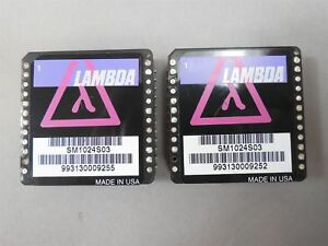 2 Lambda Sm10 24s03 Isolated Module Dc dc Converter 1 Output 3 3v 2 55a New