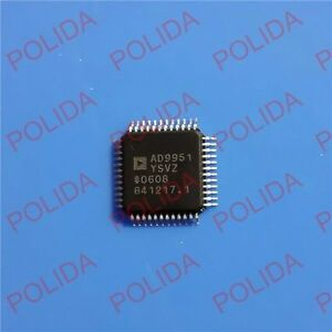1pcs Dds Synthesizer Ic Analog Devices Tqfp 48 Ad9951ysvz Ad9951ysv