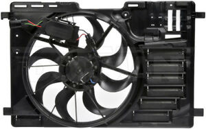 New Engine Radiator Cooling Fan Assembly With Controller Dorman 621 544