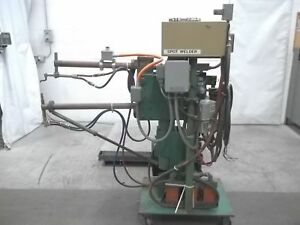 Rapco 60kva Portable Spot Welder W foot Controls coolantsystem ste2303