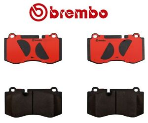 For Mb C216 Cl550 Cl600 W221 S350 S400 R230 Ceramic Front Brake Pads Brembo