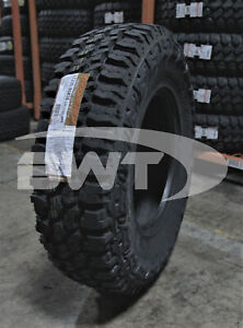 4 New Thunderer Trac Grip M t Mud Tires 2358516 235 85 16 23585r16