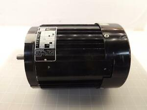 Bodine Electric 48y6bfpp Q0342044 Small Motor T44170