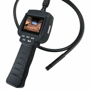 1m Cable Video Inspection Camera Industrial Snake Scope Ip67 2 4 Hd Endoscope