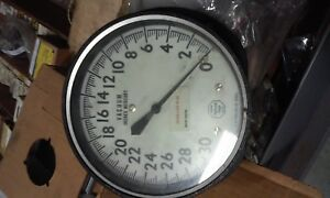 Vintage Acco Helicoid Gage 0 30