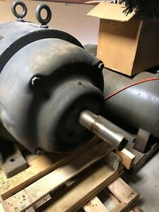 60 Hp Howell Electric Induction Motor