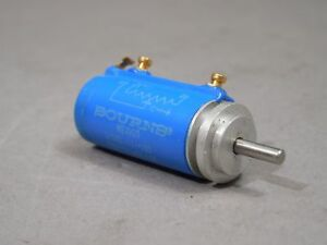 Bourns 10k Precision Potentiometer 3750s 1 103