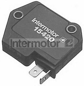 Intermotor Ignition Coil Module 15420 Replaces Bau5100 bau5538 rtc5089 zm047