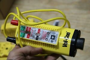 Ideal Vol con Voltage Continuity Tester 61 076