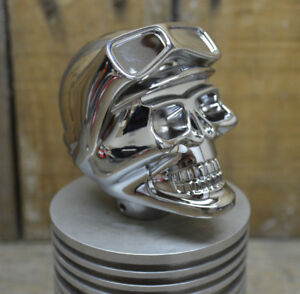 Skull Shift Knob Hot Rod Custom Suicide Shifter Nob Chopper Bobber Gasser Rat Vw