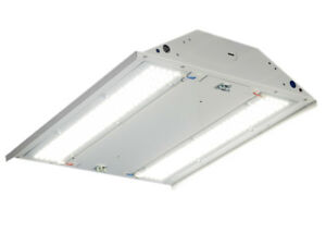 (16) LED High Bay Light Fixtures for Pole Barns Shops Warehouses Commercial  $2,224.00
