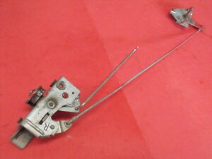 67 68 69 70 71 Jeepster Commando Dauntless V6 Right Door Latch Remote