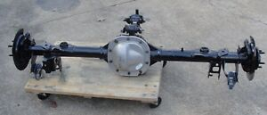 2005 2010 Saleen Mustang Rear End Differential 4 10 Trac Loc 8 8