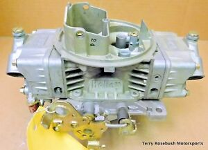 Holley 0 4776 7 Model 4150 Carb 600cfm Df Dp No Choke