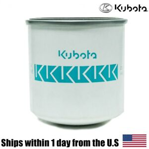 Genuine Kubota Hydraulic Oil Filter Zd326 Zd331 Rtv x1100 Rtvx1100 Hhk32 16770
