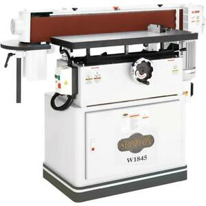 Shop Fox W1845 6 X 108 Oscillating Edge Sander 3 Hp Free Shipping