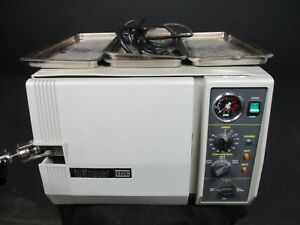 2540m Dental Steam Autoclave Sterilizer For Instruments