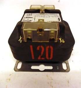 General Electric Transformer 760x34g6 Type jva 0 4 1 Pri Volts 480 50 400hz