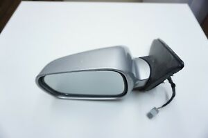 2002 2006 Acura Rsx Silver Driver Side Mirror Oem