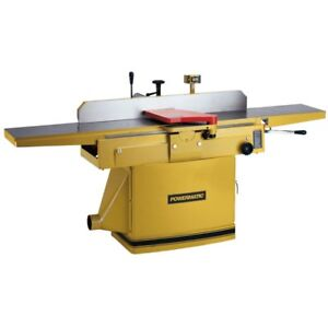 Powermatic 1791307 1285 Jointer 3hp 1ph 230v Helical Head
