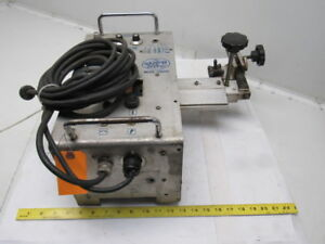 Bug o Systems Bug o matic 1500 Rail Mount Drive Unit Modular Track Welder