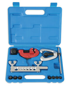 Super Sale Comprehensive Toolkit 10 Piece Brake Pipe Flaring Flare Tool