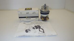 Square D K2111 9001 100k Ohm Potentiometer Nib