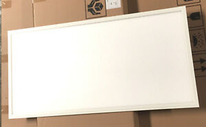 1pc Ul Dlc4 2 100lm w 50w Led Recessed Ceiling 2x4 5000k Comercial Panel Light