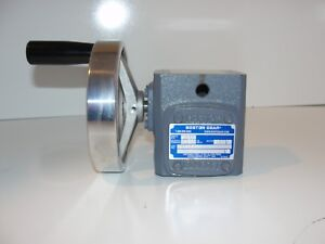 Boston Gear 700 Series 710 30 g Gear Reducer