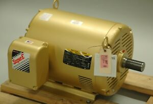 Baldor Em2546t 60 Hp Electric Motor 326ts 230 460 Premium Efficient