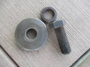 Chevy Sm 420 Truck Transmission Rear Companion Flange Bolt Washer 1948 To 196