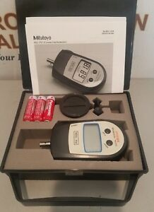 Mitutoyo Ph 100a 982 551 Digital Tachometer sold As Is