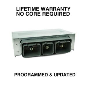 Engine Computer Programmed Updated 2002 Ford Thunderbird 2w6a 12a650 Eb Hde1