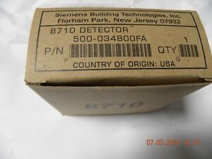 New Faraday 8710 Smoke Detector Mpc6000 7000 245 Available free Shipping