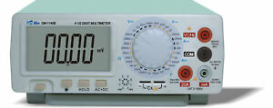 Unisource Dm 1140b Digital Bench Multimeter With Manual Ranging