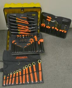 Cementex Its 60b 60 Piece Electrician s Insulated Tool Set english Version