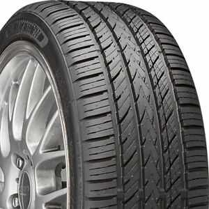 4 New 205 45 17 Nankang Tire Ns 25 A S Uhp 45r R17 Tires 41016